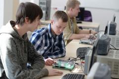 Laboratorium Przemysłowych Systemów Informatycznych
