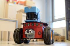 Laboratorium Robotyki - robot mobilny