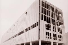 Siedziba Wydziału w budowie - Lata 70_1